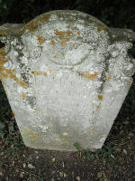 William Cubitt grave